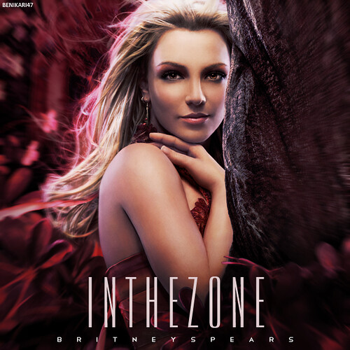britney spears toxic album cover. Britney Spears - In The Zone