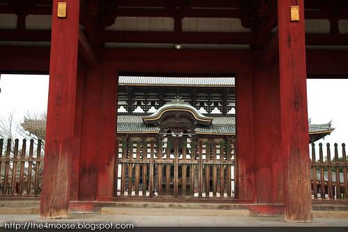 Nara 奈良 - Tōdai-ji 東大寺
