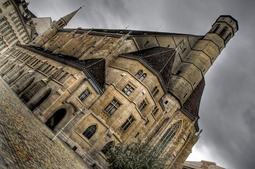 Minoriten church. Vienna. Iglesia Minoriten. Viena
