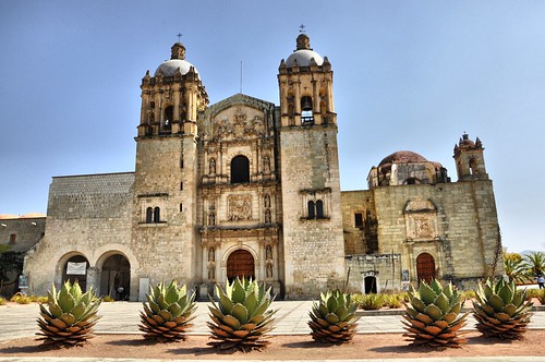 Catedral Santo Domingo, Oax. (39)
