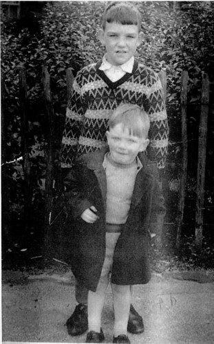 Terry and Stephen 1963