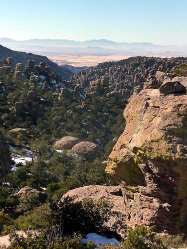 chiracahua national monument