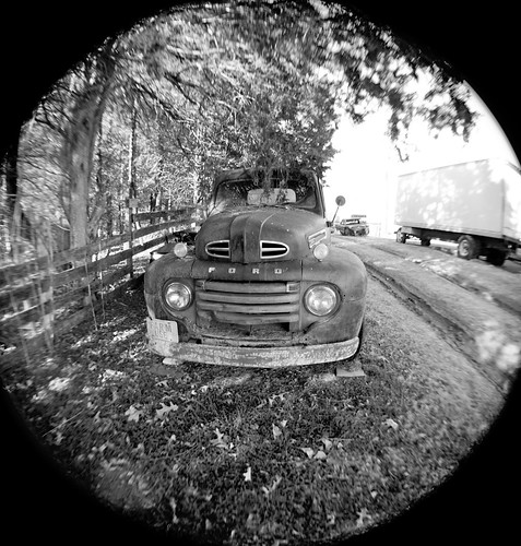 Fisheye Ford