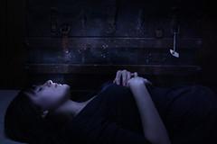 non existant (londonscene) Tags: girl canon sleep dream