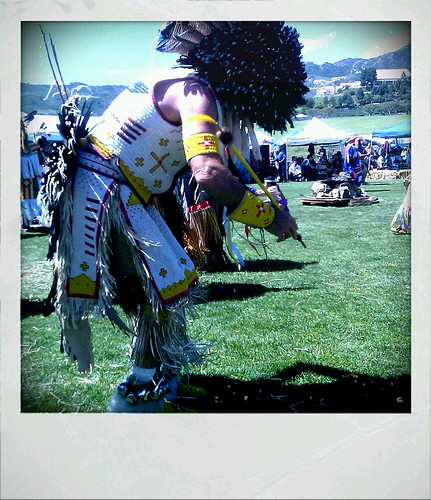 Tribal dances and sunny weather
