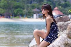 IMG_5617-1 (wen-ren) Tags: portrait beach canon singapore sentosa palawan 85mmf18 imagesofsingapore 550d canon550d