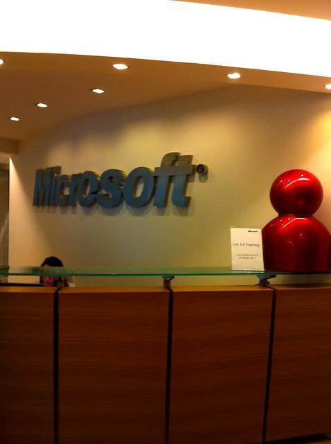 Microsoft Segrate - 20.04.2010