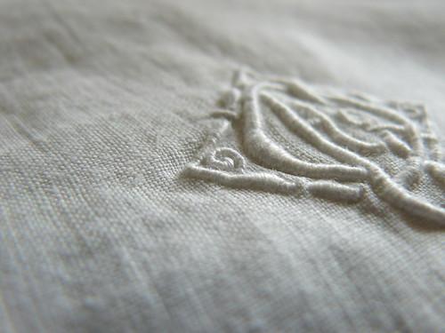 Georgian linen