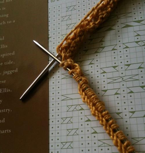 Bent Needle