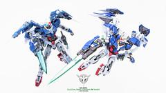 00 Raiser (I AM LESLIE) Tags: gundam gunpla modelkit metalbuild bandai toy mech robot mecha anime sony macro 90mm a7r2 7rm2 creative simple