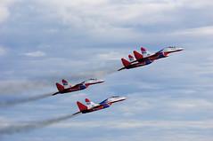 Aerobatics group Swifts (vadim.zhuravskiy) Tags: aerobatics group swifts