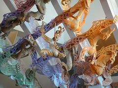 DSC06377 (Kate Hedin) Tags: new wood home museum ceremony windy zealand wellington hearth papa te maori kiwi mythology