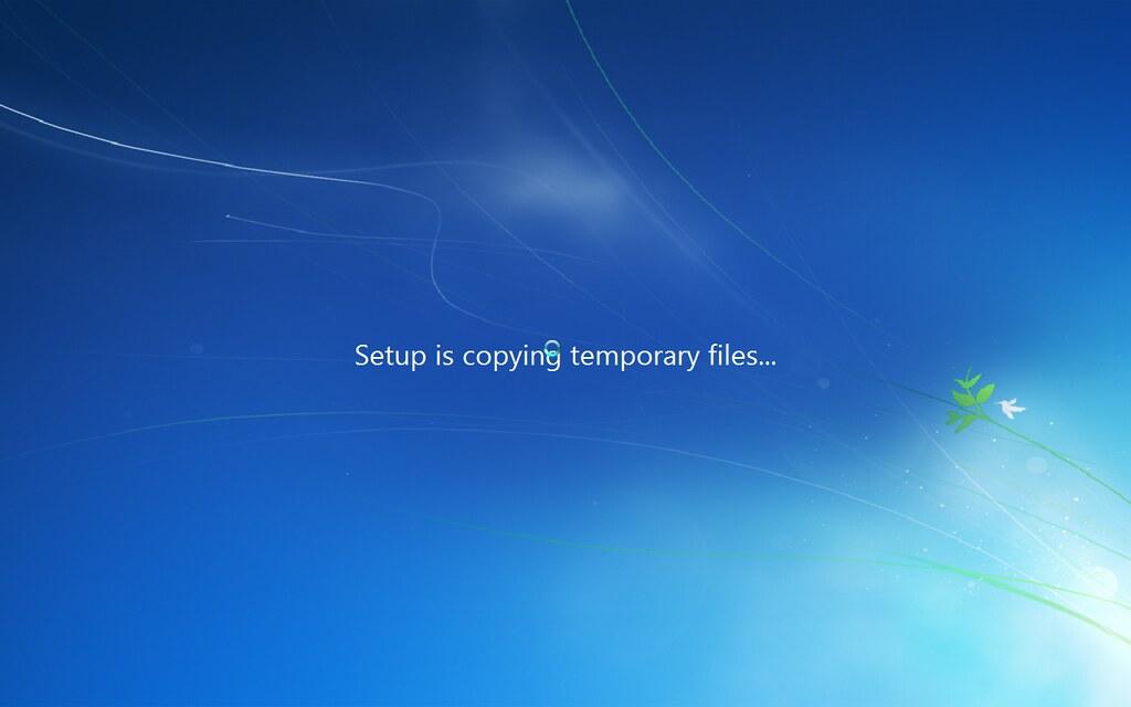 Hướng dẫn cài Windows 7 từ ổ cứng HDD bằng ổ đĩa ảo