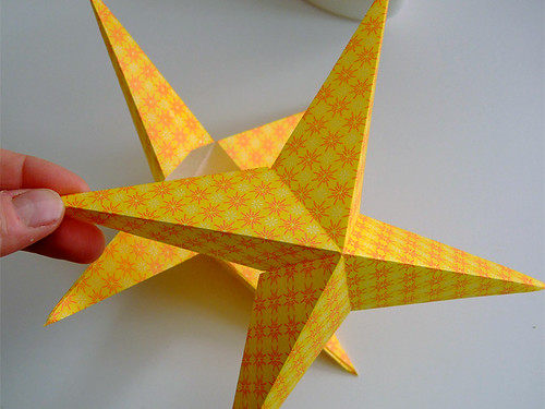 Paper Stars 12