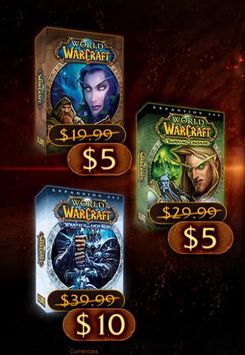 World of Warcraft Promo 2010