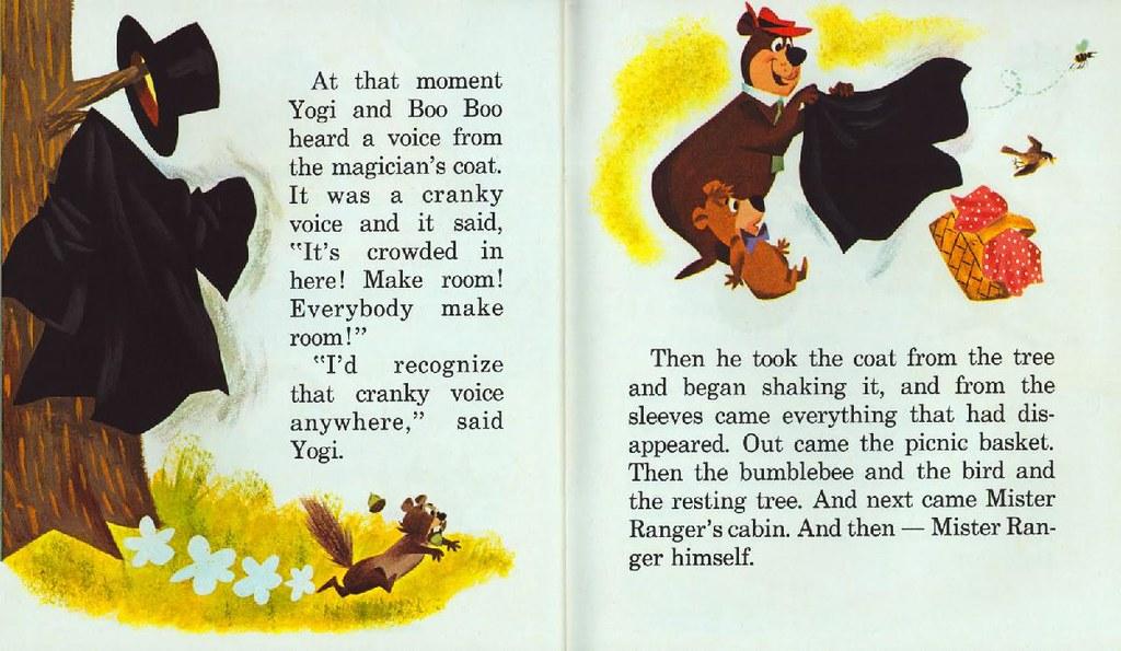 Yogi Bear & the Cranky Magician014