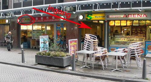 Oriental Markthof Den Haag