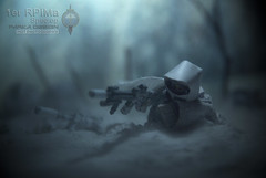 1er RPIMa winter spec op night approach 2 (Shobrick) Tags: winter red baby snow night cat amazing lego m1 scope rifle powder dot camouflage hazel tiny sniper stealth cape op ba tt vest minifig custom armory approach grip ammo pouches spec m4 fore garand tactical suppressor brickarms holosight minifgs shobrick scidan