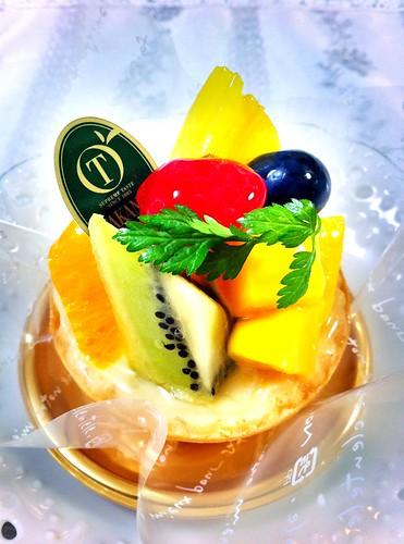 今日のお菓子 No.21 – 「TAKANO」