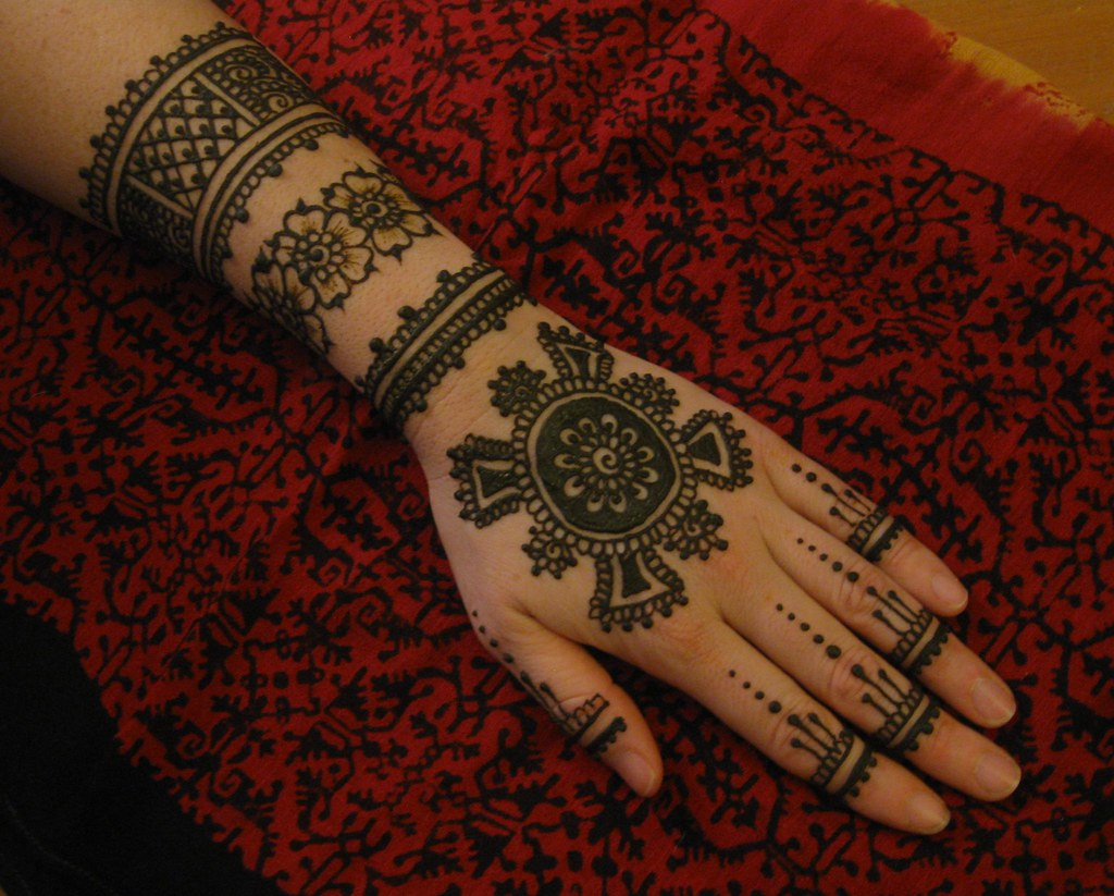 Mehndi Wrist Ray : The world s best photos of mehndi and wrist flickr hive mind
