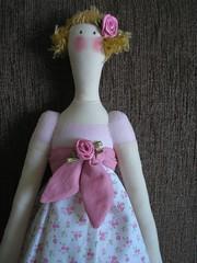 Boneca Tilda (Silvia M. Gallardo) Tags: boneca tilda