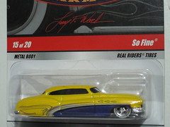 Larry's Hot wheels Garage So fine (Jose Michael S. Herbosa) Tags: hotwheels sofine larrysgarage 2011hotwheels