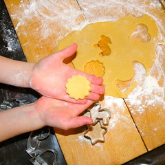 Baking (barockschloss) Tags: christmas xmas cookies weihnachten baking pltzchen kekse backen weihnachtsbckerei