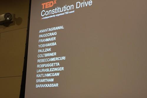 Speaker Listing
