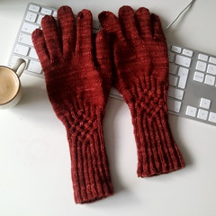 knotty gloves fo