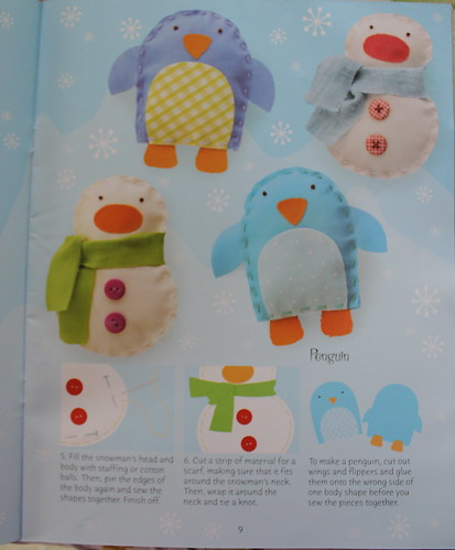 Snowmen and Penguins