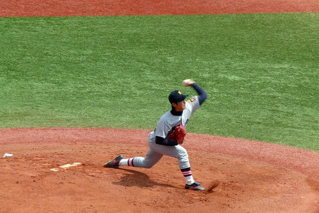 100910_111321_六大学野球_慶応VS東大(1)