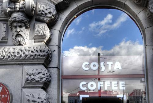 Café. Budapest