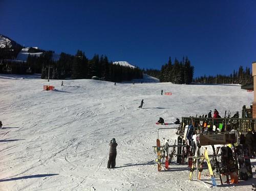 Jasper Skiing - Marmot Basin