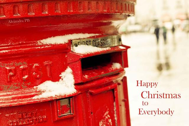 Posting this Christmas