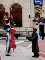 Tall Women And A Short Man (B.C. Lorio) Tags: newjersey jerseycity