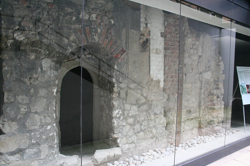 Remains of Whitefriar's Crypt