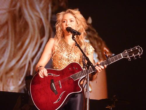 Shakira - Live Paris  - 2010