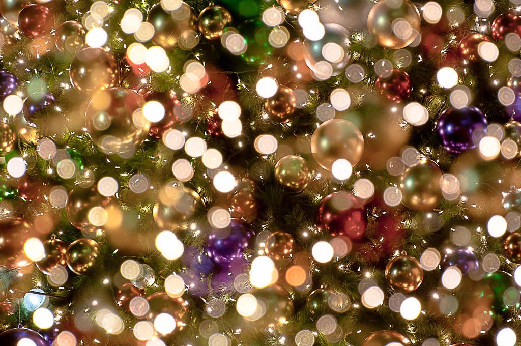 991207 遠企  - 聖誕燈火