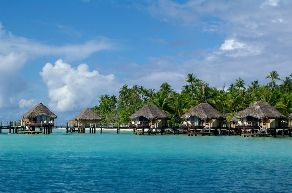 Bora Bora Pearl Beach Resort & Spa Overwater Bungalows