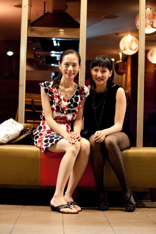 yuko and me
