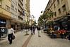 Einkaufsstraße in Curitiba