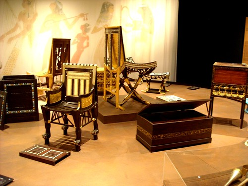 Design Of Egyptian Furniture