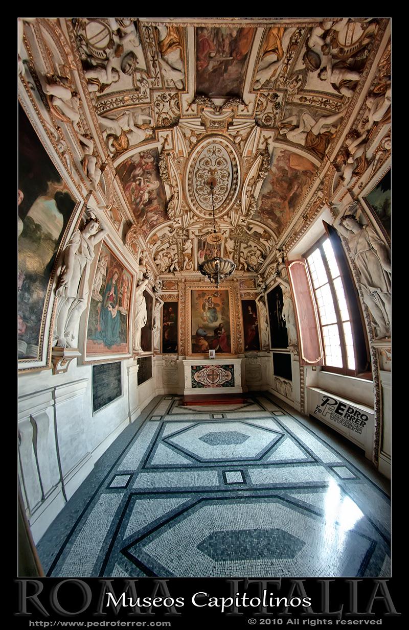Roma - Museos Capitolinos