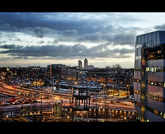 Amsterdam  (Explored) (Pjotre7 (www.maartenvandevoort.nl)) Tags: pjotre7 amsterdam sony hdr stad city story photo nik netherlands nederland light holland foto dutch dsc dof contrast colour color beautiful art 2010 skyline cars lights lichten auto wolken clouds cityscape cloudscape alpha 550 a550 lloyds hotel mokum oostelijke handelskade 34 stadslandschap wereldstad metropole metropool explore explored