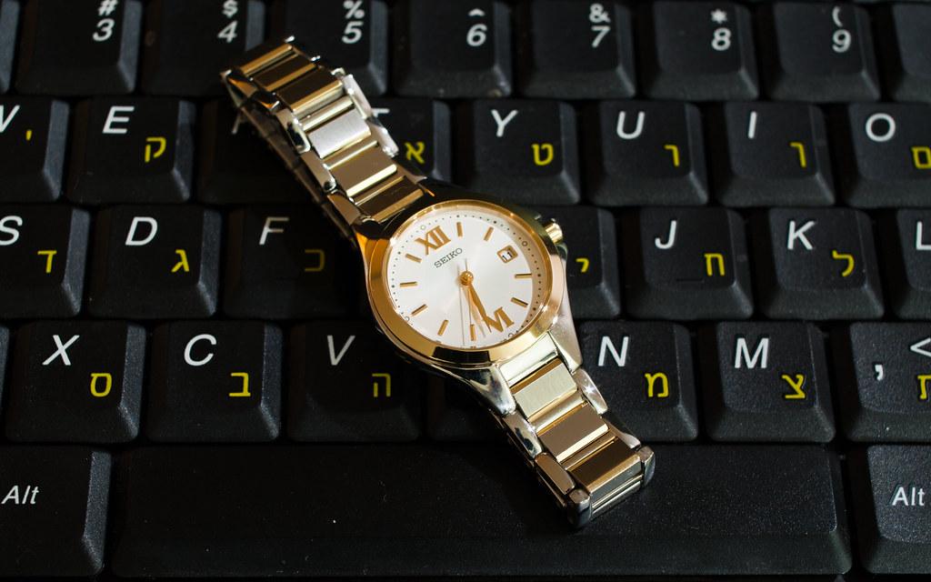 Seiko Ladies Wristwatch