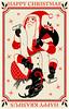 Christmas Card 2010 (corleyms) Tags: santa christmas card 2010 krampus