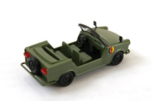 Trabant 601 Kübel - NVA