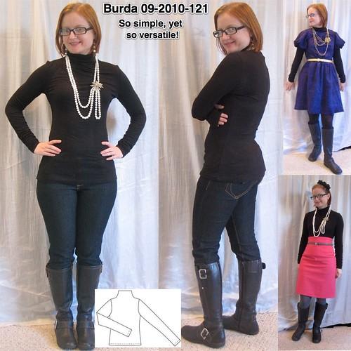 Burda 09-2010-121 Thumbnail