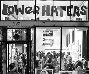 LOWER HATERS GALLERY