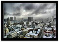 A Grey Day In The City... (scrapping61) Tags: sanfrancisco california cityscape searchthebest excellent legacy magiceye myfave sincity tqm netart 2010 swp hiltonhotel artphotography norules cherryontop forgottentreasures artdigital portfoliolandscape artistsclub lightportal anawesomeshot citrit kyeo empyreanlandcityscapes dreamplaces yourpreferredpicture scrapping61 saariysqualitypictures focusonbeauty digitalmasterpiece musicsbest highenergyplaces davincimemories jotbes showthebest finestimages sincityexcellence artnetcontemporary exoticimage heavensshots flickrshutterspace vangoghaward pinnaclephotography museodefotos tkyeo